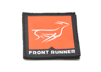 FRONT RUNNER PATCH - BY FRONT RUNNER