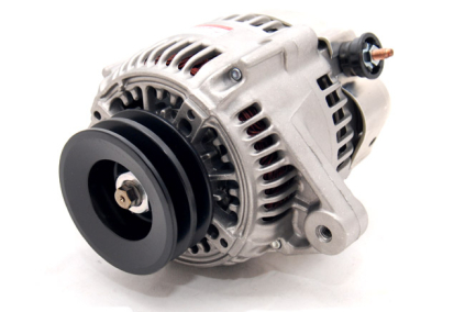 Alternator 80A Toyota Land Cruiser HZJ80 - regenerowany